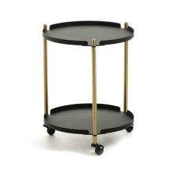 Table d' Appoint Maj | Noir