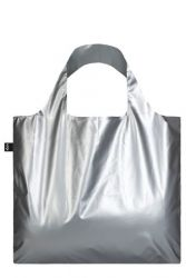 Bag/Shopper Metallic | Matt Silver