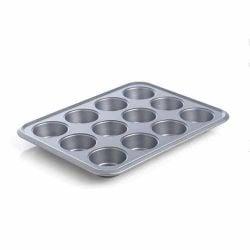 Backform für 12 Muffins / Cupcakes