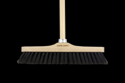 Broom without Handle Tradition | 33 cm | Black