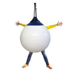 Swing BigBall | Weiß