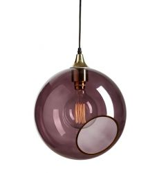 Ballroom XL Pendant Lamp | Purple Rain