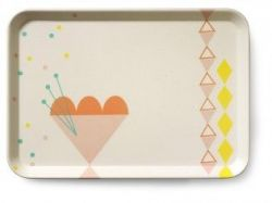 Bamboo Children's Tray | Heart