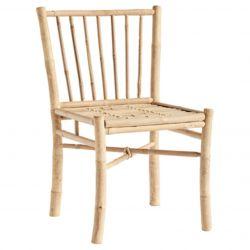 Bambus Esstisch Stuhl