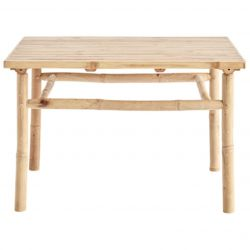 Bamboo Lounge Table | 70 x 70