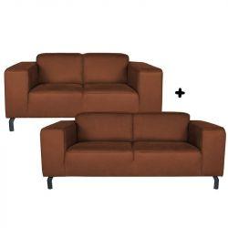 4,5-Sitzer-Sofa Marbella | Cognac