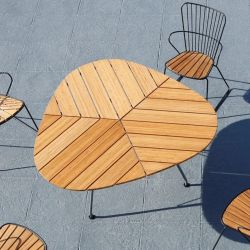 Outdoor Dining Table Leaf