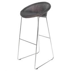 Joe Bar Stool | Black Frame