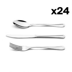 Set of Cutlery Barcelone | 24 Pieces