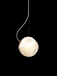 Hängeleuchte Barocco | Cremefarbenes Kabel