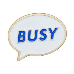 Brosche | Busy