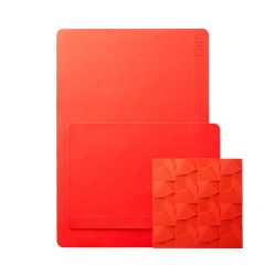 Baking Mat Set | 3 Pieces | Red