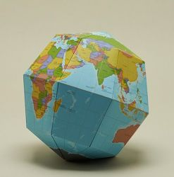 Basic Sectional Globe