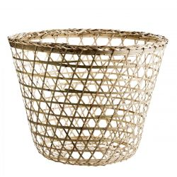 (Lampshade) Open Basket Medium D90/H75