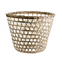 (Lampenkap) Open Basket D70/H70
