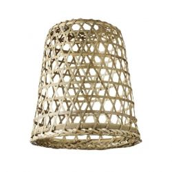 Lampshade Open Basket High