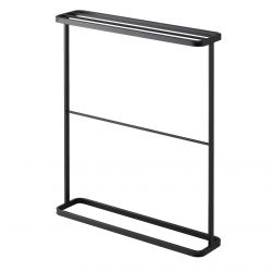Towel Hanger Tower | Black