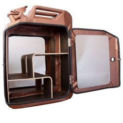 Bathroom Cabinet | Copper