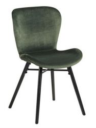 Bondy Chair | Forest Green | Set of 2