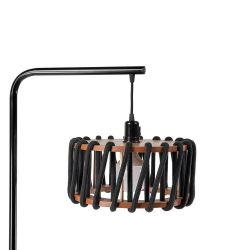 Floor Lamp Macaron 30 cm | Black / Black