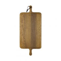 BBQ Board XL Rectangular | Oak Wood