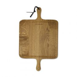 BBQ Board XL Square | Oak Wood