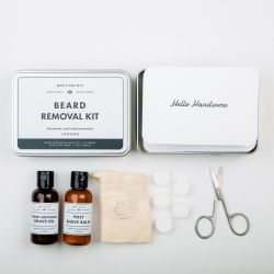Kit Pratique 'Beard Removal'