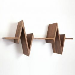 Shelf Beat-shelf | Walnut