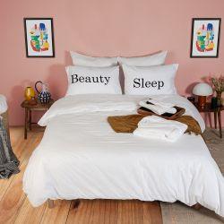 2er-Set Kissenbezüge & Bettbezug | Beauty Sleep