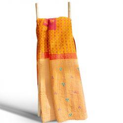 Bettdecke Handmade Upcycled Khanta