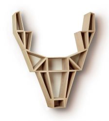Shelf Deer Large | Oak