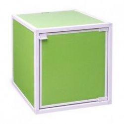 Box Storage Cube, Green