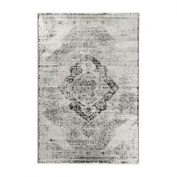 Carpet Aqua Thuy | Beige & Silver