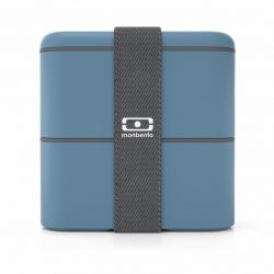 Lunchbox MB Original-Quadrat | Blau