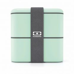 Lunchbox MB Original Quadrat | Hellblau