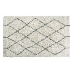 Wool Rug | Berber Soul | Natural