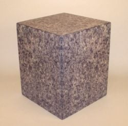 Sit On Everything Cube | Concrete