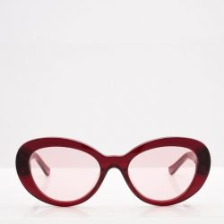 Sunglasses Unisex Beverly | Burgundy