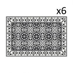 Vinyl Placemats Portugal Set van 6