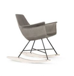 Rocking Chair Concrete Hauteville