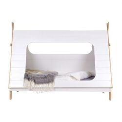 Tipi Bed | White