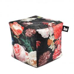 Poef B-Box | Fashion Floral