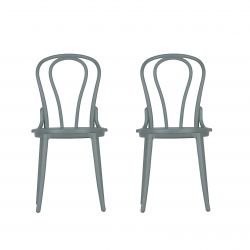 Outdoor Chairs Bibi Set of 2 | Green