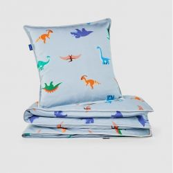 Duvet Cover and Pillow | Dinos