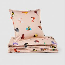 Duvet Cover and Pillow | Safari
