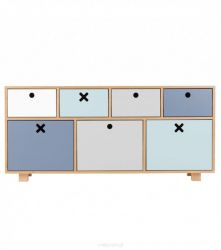 Sideboard Low | Pastel