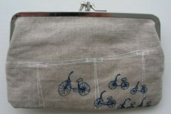 Purse Bicycle
