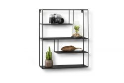 Wall Rack Bilbao Metal