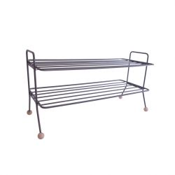 Bill Shoe Shelf | Grey