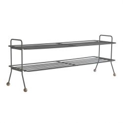 Bill Shoe Shelf Large | Grey